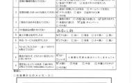 S様邸 キッチン交換工事アンケート