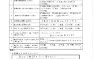 K様邸 外構工事アンケート