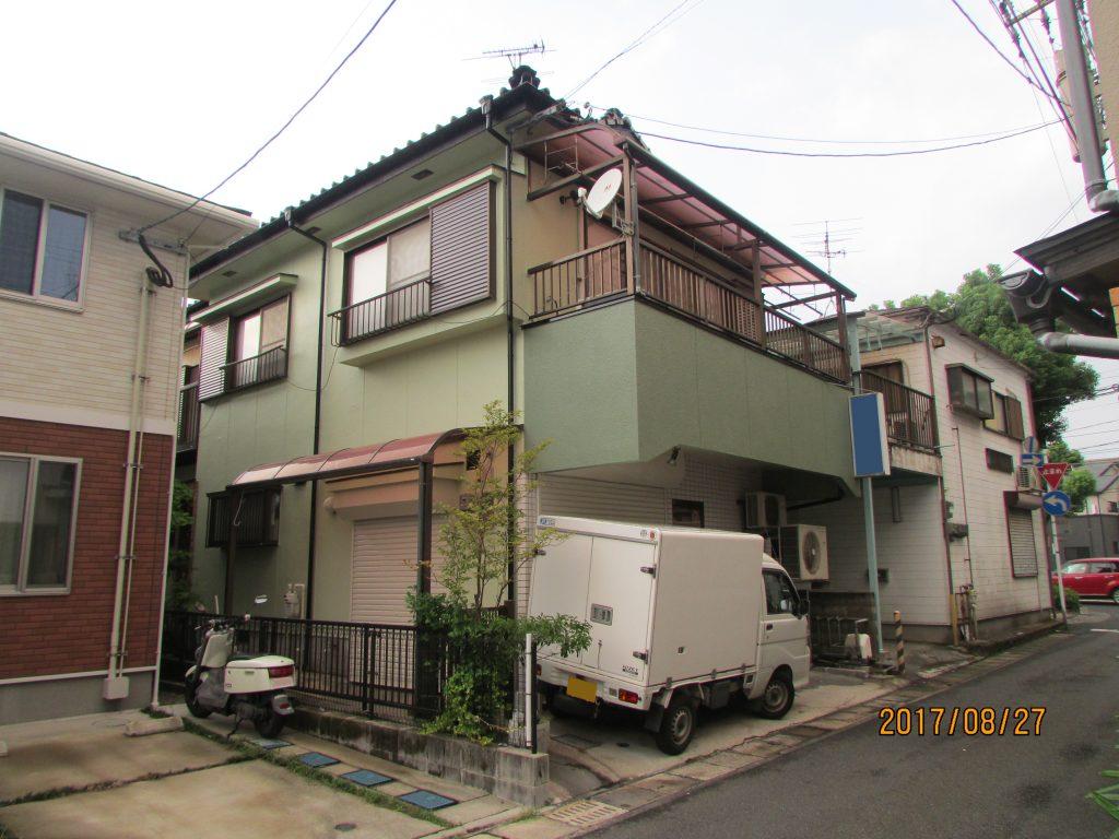 外壁屋根塗装工事 鹿児島市 K様邸施工後写真